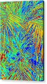 Jungle Vibe Acrylic Print