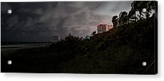 Acrylic Print featuring the photograph Juno Beach by Laura Fasulo