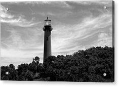 Jupiter Inlet Lighthouse - 8 Acrylic Print