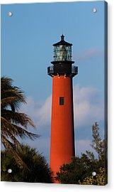 Jupiter Inlet Lighthouse Acrylic Print