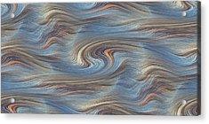 Jupiter Wind Acrylic Print