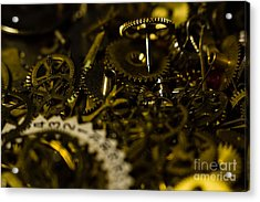 Just A Cog In The Machine 2 Acrylic Print