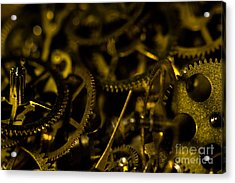Just A Cog In The Machine 3 Acrylic Print
