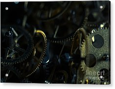 Just A Cog In The Machine 4 Acrylic Print