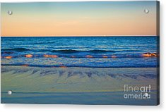 Acrylic Print featuring the photograph Just A Dream And The Wind by Michelle Wiarda