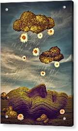 Just Another Summer Rainy Day Acrylic Print