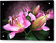 Just Beautiful  Acrylic Print