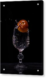 Just In Time Acrylic Print by Ramabhadran Thirupattur