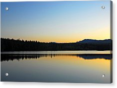 Acrylic Print featuring the photograph Just Off The Road by AnnaJanessa PhotoArt