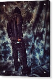 Just Past Abstinence Acrylic Print