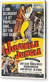 Juvenile Jungle Acrylic Print