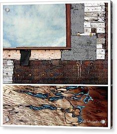 Juxtae #94 Acrylic Print