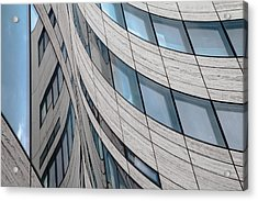 Ka? Windows Acrylic Print by Gilbert Claes