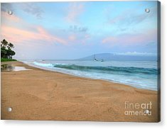 Acrylic Print featuring the photograph Ka'anapali Delight  by Kelly Wade