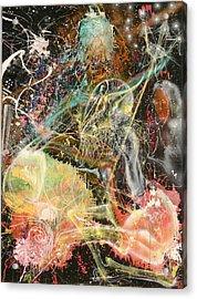 Kabbalah 2 Acrylic Print