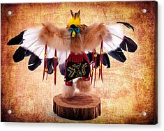 Kachina Doll No 402 Acrylic Print