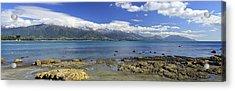 Kaikoura Panorama Acrylic Print
