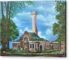 Kakaako Pumping Station Acrylic Print
