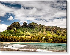 Kalalea Mountain Acrylic Print