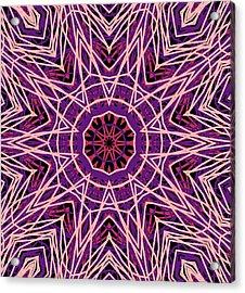 Kaleidoscope 147 Acrylic Print