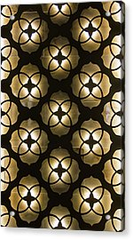 Acrylic Print featuring the photograph Kaleidoscope Wall by April Reppucci