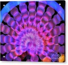 Kaleidoscope5 Acrylic Print