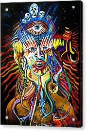 Kali Acrylic Print