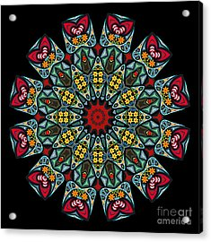 Kali Katp - 10 Acrylic Print by Aimelle