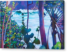Kalinago Territory Acrylic Print