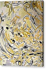 Kandinsky Echo Acrylic Print