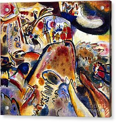 Kandinsky Small Pleasures Acrylic Print by Granger