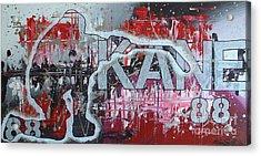 Kaner 88 Acrylic Print by Melissa Goodrich