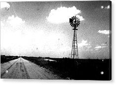 Kansas Acrylic Print
