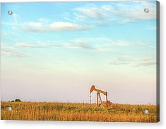 Kansas Energy  Acrylic Print by JC Findley