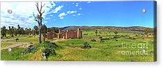 Acrylic Print featuring the photograph Kanyaka Homestead Ruins by Bill Robinson