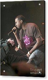 Kanye West Acrylic Print