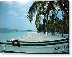 Acrylic Print featuring the photograph Kapallo by Carol Kinkead