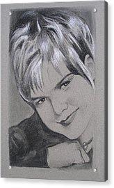 Karin Allyson Acrylic Print