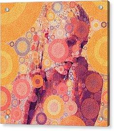 Katya (strange Brew) Acrylic Print