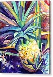 Kauai Pineapple 4 Acrylic Print