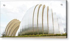 Kauffman Center Performing Arts Acrylic Print