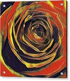 Kayla Rose Acrylic Print