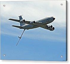 Kc-135 Acrylic Print