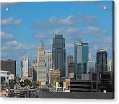 Kc Is Booming Acrylic Print
