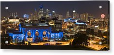 Kc Royal Skyline Acrylic Print