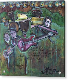 Keb' Mo' Live Acrylic Print