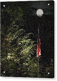 Keeping America  Illuminated.  Acrylic Print