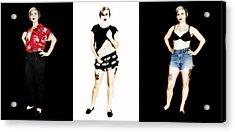 Kelsey 4 Acrylic Print