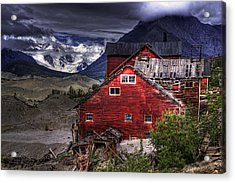 Kennecott Mine  Acrylic Print