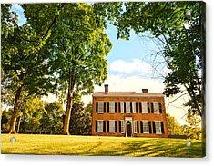 Kentucky Home  Acrylic Print